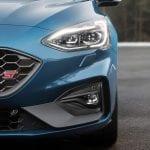 Faros del Ford Focus ST 2019