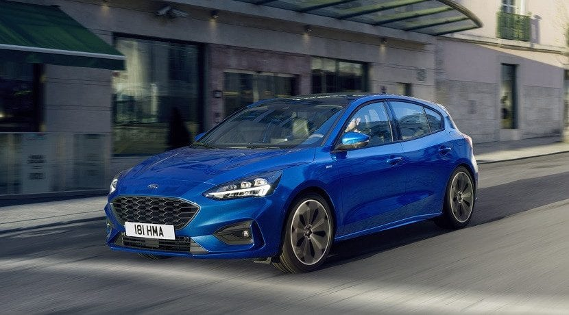 Ford Focus finalista al mejor coche del mundo en los World Car Awards 2019