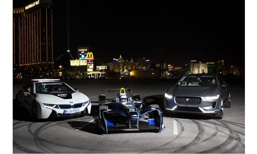 Formula E y SUV eléctricos
