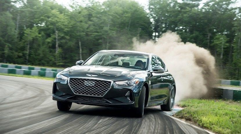 Genesis G70 finalista al mejor coche del mundo en los World Car Awards 2019