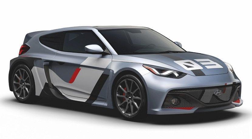 RM16, concept en el que se basa el tope de gama de la División N de Hyundai