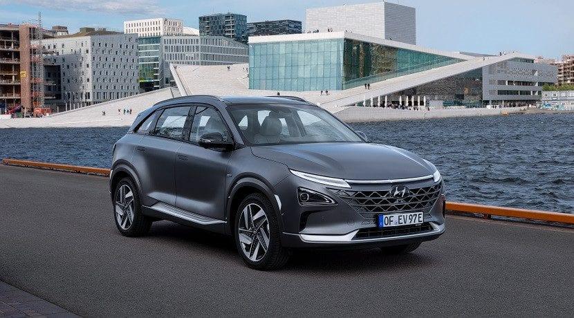 Hyundai Nexo Fuel Cell finalista al mejor coche del mundo en los World Car Awards 2019
