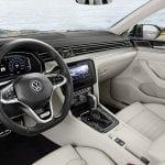 Volkswagen Passat diseño interior