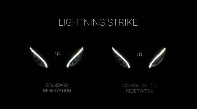 Versiones de la moto eléctrica LS-218