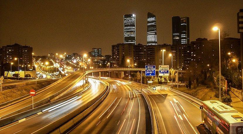 Restricciones de tráfico y aparcamiento según escenario de contaminación en Madrid