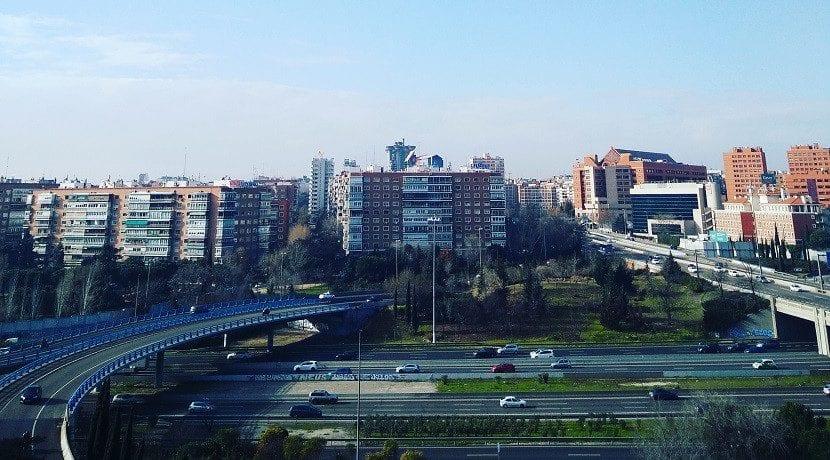 Escenarios de contaminación y sus restricciones de tráfico en Madrid