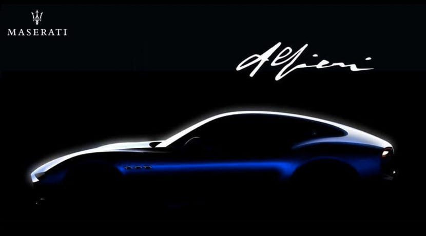 Maserati Alfieri Superdeportivo eléctrico italiano