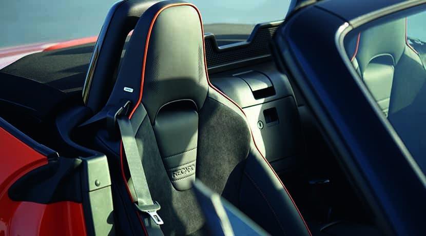 Asientos Recaro Mazda MX-5 30 Aniversario