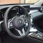 Mercedes C 200 EQ Boost volante