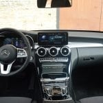 Mercedes C 200 EQ Boost interior