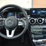 Mercedes C 200 EQ Boost puesto conducción