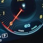 Mercedes C 200 EQ Boost instrumentación