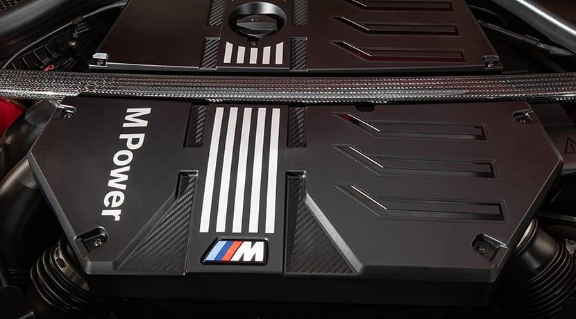 Motor BMW X3 M y BMW X4 M