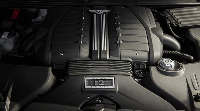 Bentley Bentayga Speed motor W12 6.0 litros
