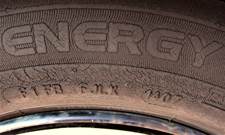 La fecha de fabricación de los neumáticos sirve para saber cuanto nos van a durar