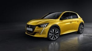 Perfil Peugeot 208