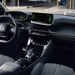 Peugeot 208 diseño interior