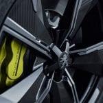 Llantas del Peugeot 508 Sport Concept