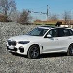 Prueba BMW X5 xDrive30d