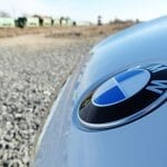 Prueba BMW X5 logo