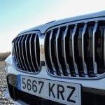 Prueba BMW X5 riñones