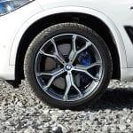 Prueba BMW X5 llantas 21 pulgadas