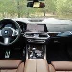 Prueba BMW X5 diseño interior