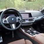 puesto conducción BMW X5