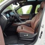 Prueba BMW X5 plazas delanteras