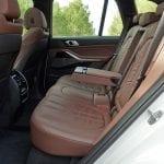 Prueba BMW X5 plazas traseras