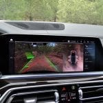 Prueba BMW X5 cámara marcha atrás