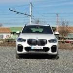 Prueba BMW X5 frontal