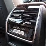 BMW X5 climatizador trasero