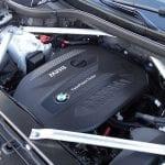 Motor diésel del BMW X5 xDrive30d