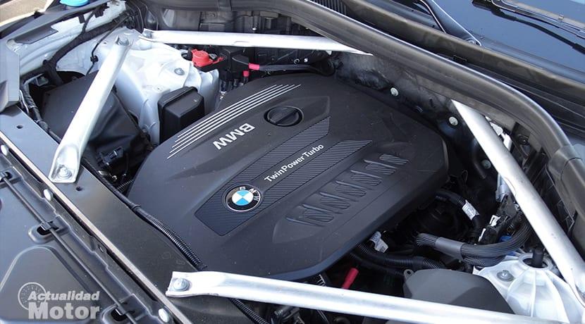 Motor BMW X5 xDrive30d diésel 265 CV
