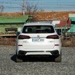 Prueba BMW X5 trasera
