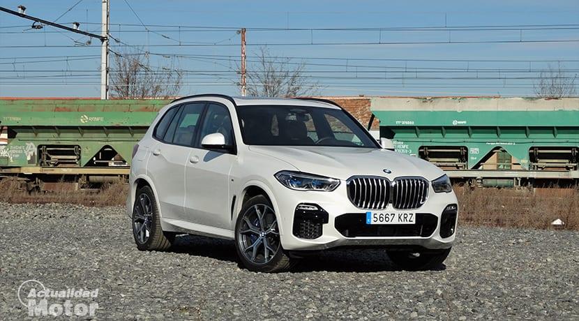 Prueba BMW X5 xDrive30d 265 CV