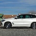 Prueba BMW X5 xDrive30d lateral