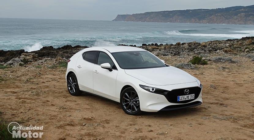 Prueba Mazda3 hatchback