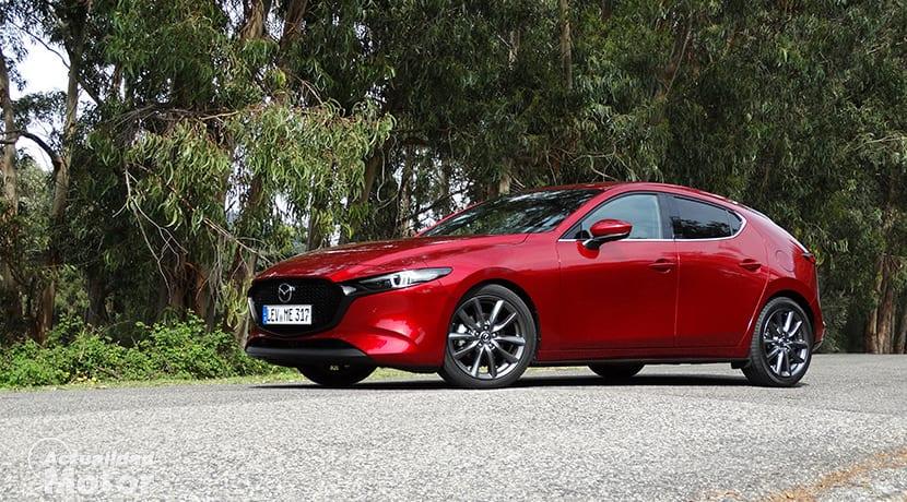 Prueba Mazda3 Skyactiv-G 122 CV