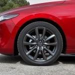 Llantas de 18 pulgadas Mazda3