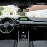 Prueba Mazda3 diseño interior