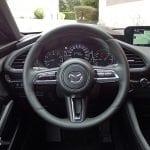 Prueba Mazda3 Volante