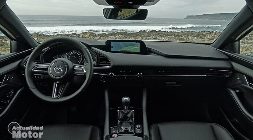 Salpicadero Mazda3