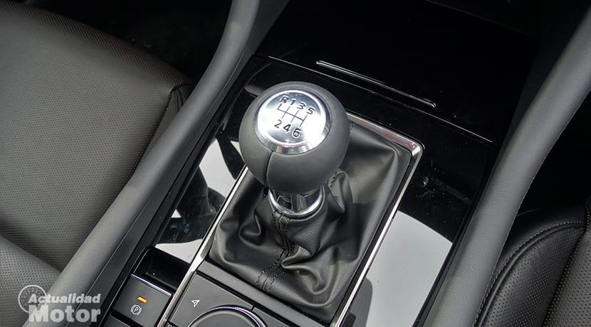 Prueba Mazda3 piano black