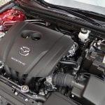 Prueba Mazda3 Skyactiv-G 122 CV motor