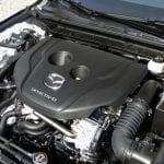 Prueba Mazda3 Skyactiv-D 116 CV motor