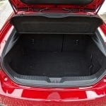 Prueba Mazda3 Maletero