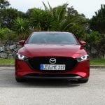 Prueba Mazda3 Skyactiv-G 122 CV frontal