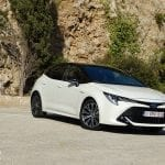 Prueba Toyota Corolla 5 puertas